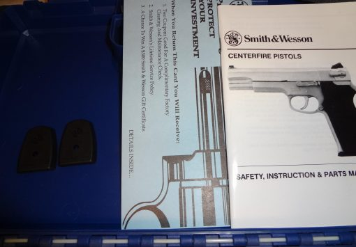 Smith and Wesson tactical 9mm 3913 TSW Tactical