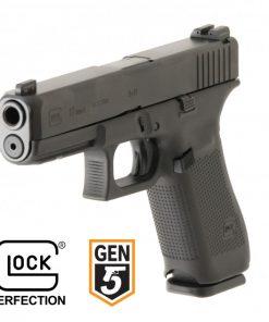 GLOCK 19 GEN 5 FIXED SIGHTS 9MM COMMERCIAL