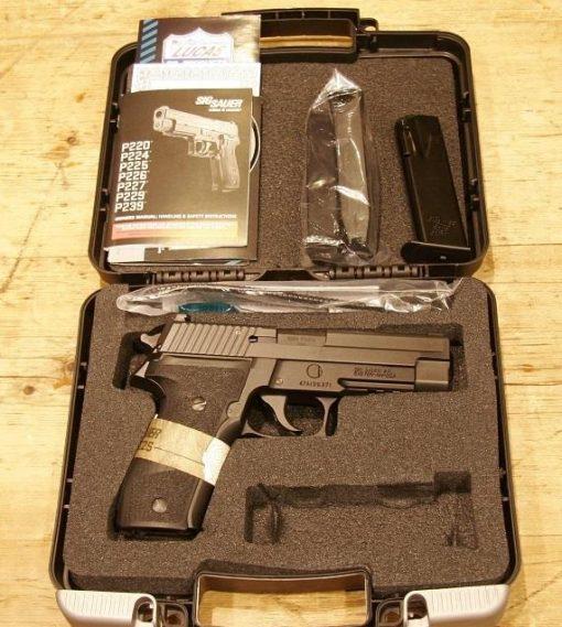Sig Sauer P226 MK25 9mm 15-rd