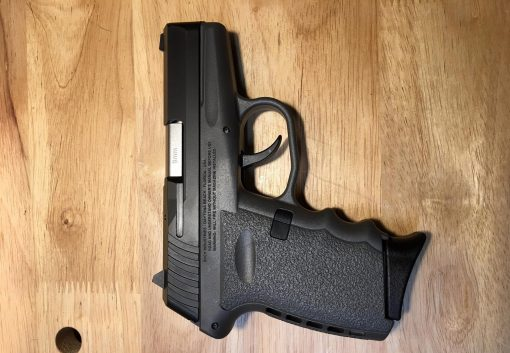SCCY CPX-2 9MM BLK/GRAY 10+1