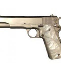 Rock Island Armory M1911-A1 ROCK Standard | 45 ACP Matter Nickel