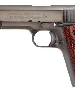 "Colt 1911 Series 70 Govt 45 ACP 5"" Barrel Double Diamond Rosewood Grip 7rd Mag"